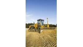 Deere GCS600 with LR410 Dozer 002